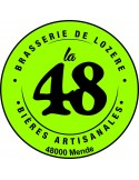 Brasserie de Lozère La 48